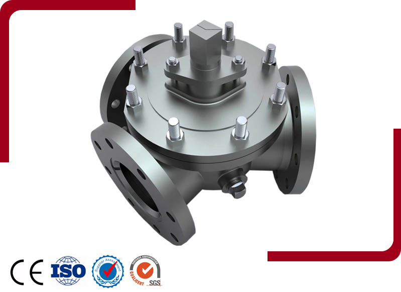 Ball valve other valves y type way